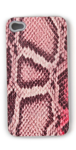 Rebecca Minkoff Two Tone Python iPhone Case