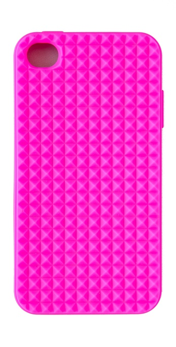Rebecca Minkoff Pyramid Stud iPhone Case