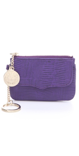 Rebecca Minkoff Lizard MAB ID Wallet