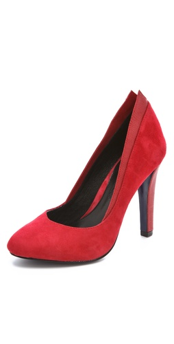 Rebecca Minkoff Darling Suede Pumps