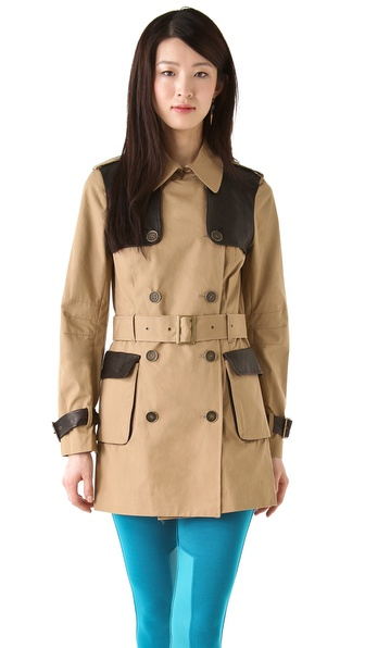 Rebecca Minkoff Smith Trench Coat