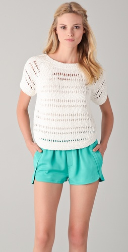 Rebecca Minkoff Jordie Knit Top
