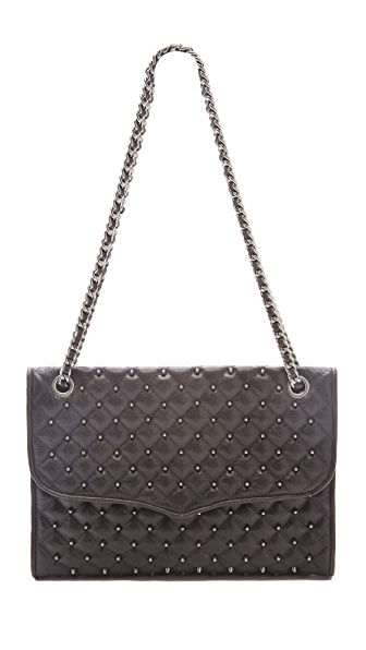 Rebecca Minkoff Spikey Studded Large Affair Bag