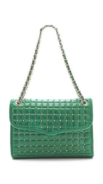 Rebecca Minkoff Pyramid Studded Affair Bag