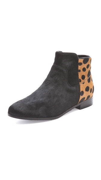 Rebecca Minkoff Refine Haircalf Booties