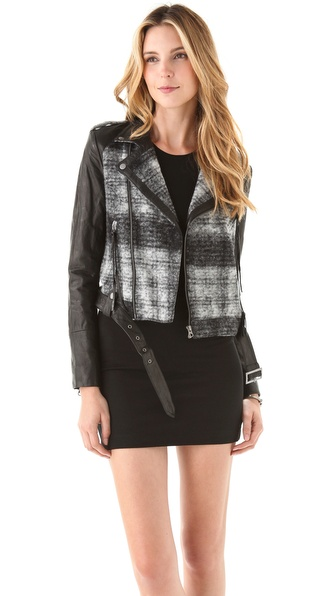 Rebecca Minkoff Mitchell Moto Jacket