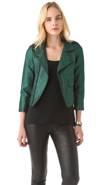 Rebecca Minkoff Wes Moto Jacket