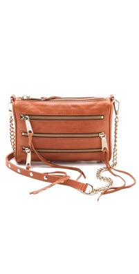 Rebecca Minkoff Mini 5 Zip Clutch