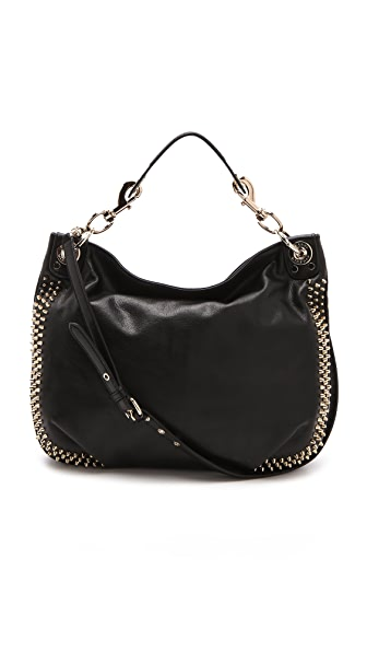 Rebecca Minkoff Mini Luscious Hobo with Studs