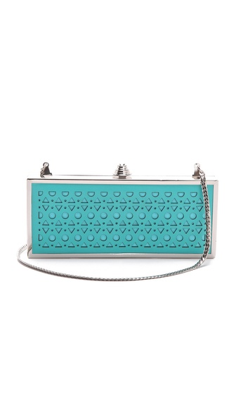 Rebecca Minkoff Triangle Rex Minaudiere