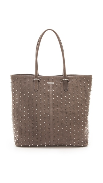 Rebecca Minkoff Diamond Quilt & Stud Lovers Tote
