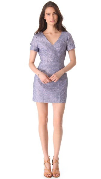 Rebecca Minkoff Katya Tweed Dress