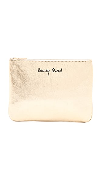 Rebecca Minkoff Beauty Queen Cosmetic Pouch
