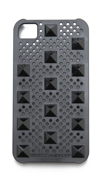 Rebecca Minkoff Spikey Studs iPhone Case