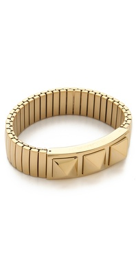 Rebecca Minkoff Studs Watchband Bracelet