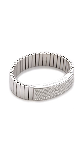 Rebecca Minkoff Pave Watch Band Bracelet