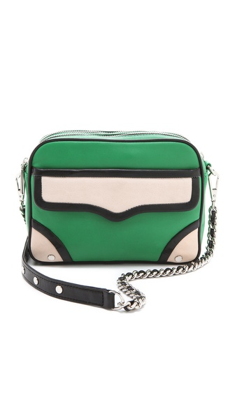 Rebecca Minkoff Rumor Colorblock Cross Body Bag