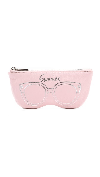 Rebecca Minkoff Sunnies Sunglass Case