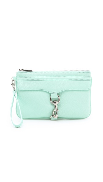 Rebecca Minkoff Skinny MAC Wristlet