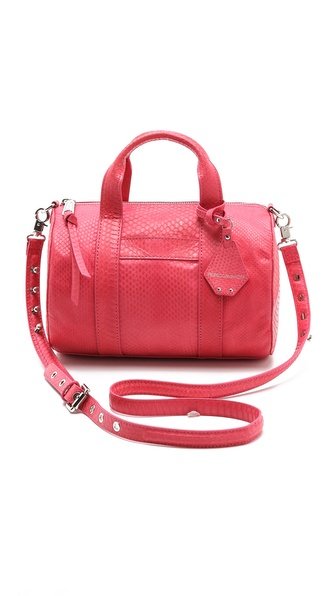 Rebecca Minkoff Watersnake Mini Ascher Bag