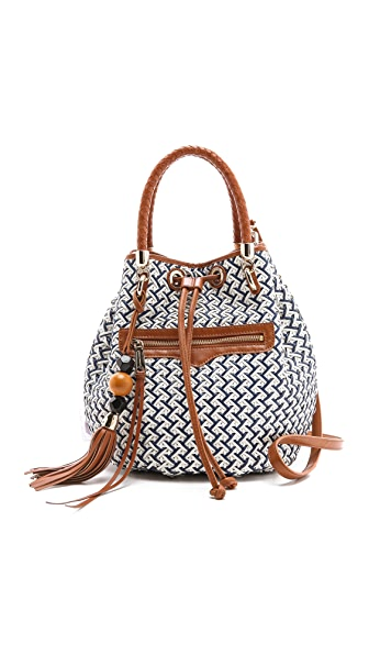 Rebecca Minkoff Bright Crisscross Confession Bag