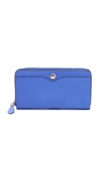 Rebecca Minkoff Luma Large Zip Wallet