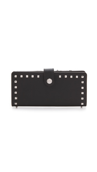 Rebecca Minkoff Snappy Wallet with Studs