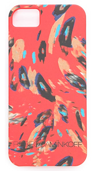 Rebecca Minkoff Runway Print iPhone Case