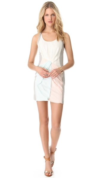 Rebecca Minkoff Joshua Colorblock Dress