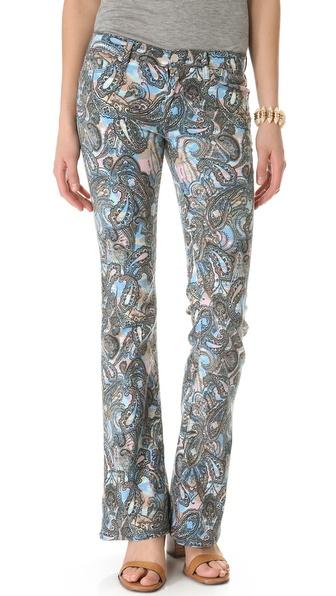 Rebecca Minkoff Paisley Skinny Boot Jeans