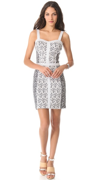 Rebecca Minkoff Elvi Eyelet Dress