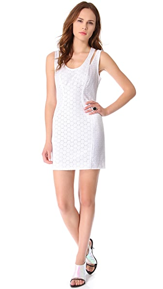 Rebecca Minkoff Eyelet Saturday Dress
