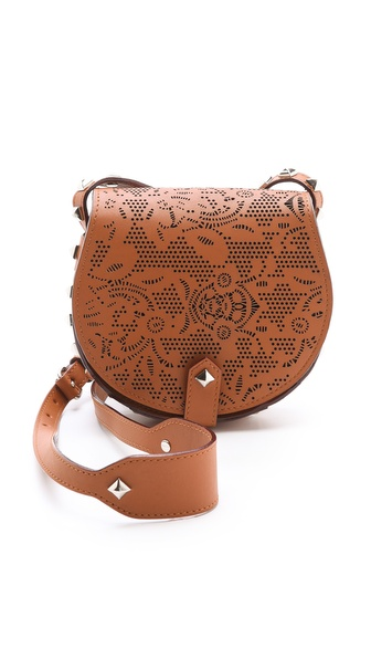 Rebecca Minkoff Laser Cut Mini Skylar Bag