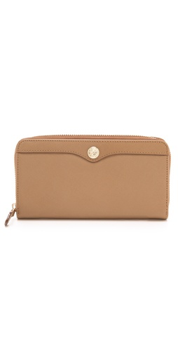 Rebecca Minkoff Luma Large Zip Wallet at Shopbop.com