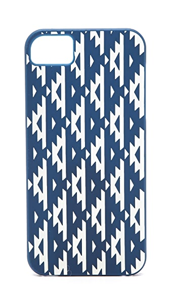 Rebecca Minkoff Ikat Printed iPhone 5 Case