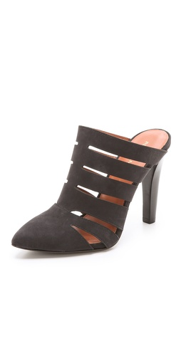Rebecca Minkoff Dasa Cutout Mules at Shopbop / East Dane