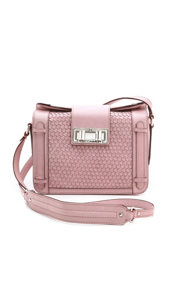 Rebecca Minkoff Woven Box Bag