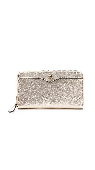 Rebecca Minkoff Luma Large Zip Wallet