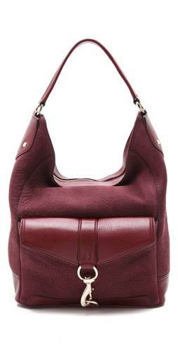 Rebecca Minkoff Hudson Moto Hobo at Shopbop / East Dane
