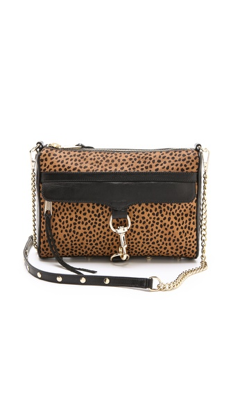 Rebecca Minkoff Haircalf MAC Clutch