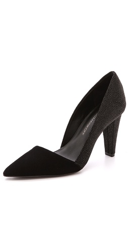 Rebecca Minkoff Abel d'Orsay Pumps at Shopbop / East Dane