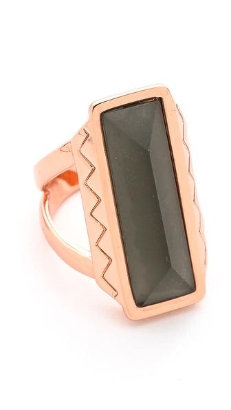 Rebecca Minkoff Stone Ring