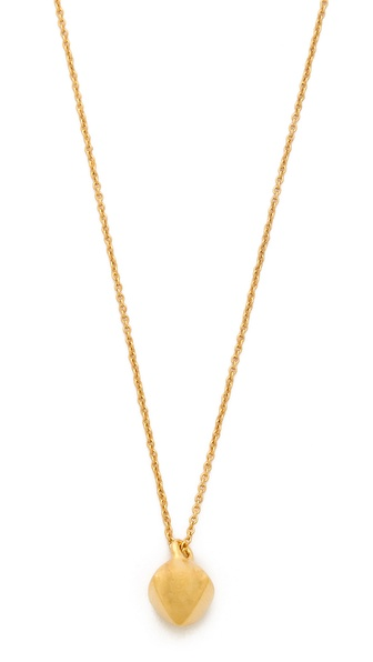 Rebecca Minkoff Pyramid Necklace