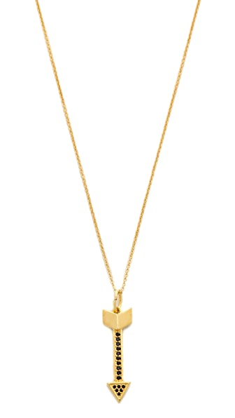 Rebecca Minkoff Arrow Necklace