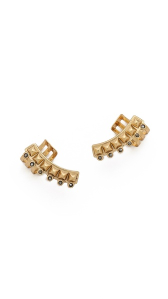 Rebecca Minkoff Curbs Ear Cuff Earrings