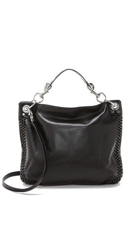 Rebecca Minkoff Mini Luscious Hobo with Studs at Shopbop / East Dane