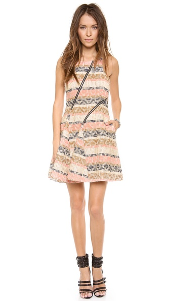 Rebecca Minkoff Glamrock Dress