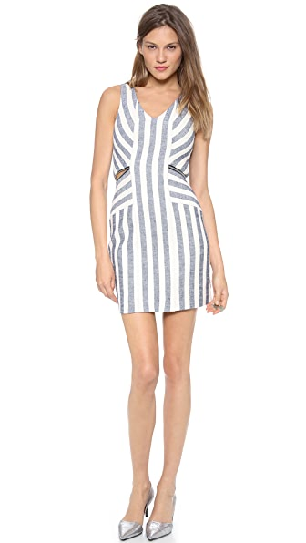 Rebecca Minkoff Ellie Striped Dress