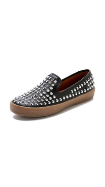 Rebecca Minkoff Kory Too Studded Sneakers