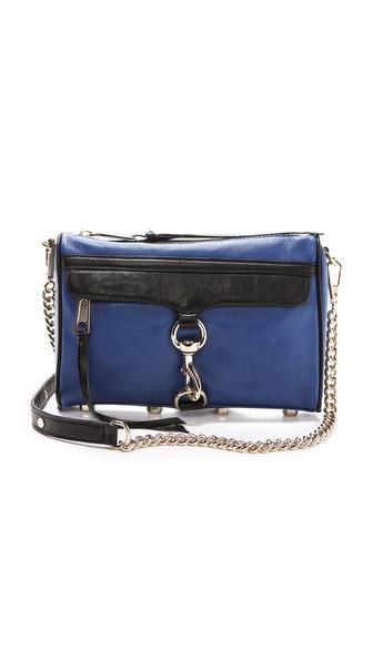 Rebecca Minkoff Colorblock Mini MAC Bag